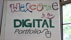 How Digital Portfolios Help Students: Kids today can create and share their work with the world through digital portfolios, they have the authentic audience who will not only read it but also care about it.