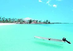 Mosambique. Everyone forgets about the beaches in Africa. This is in my top ten places I will go to One Day