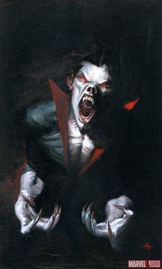 Morbius by Gabriele Dell'otto