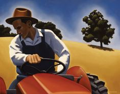 I am Kenton Nelson, I paint for a living, and live near Los Angeles. We are an amalgam of all those. American Scene Painting, John Cheever, Long Beach State, Industrial Paintings, Blue Horse, Edward Hopper, Landscape Art, Oil On Canvas, Pop Art