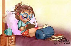 Leer...leggere é vivere...