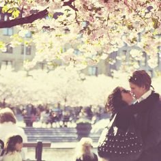 Love   Spring = True Who doesn't want to have this perfect person by her side.