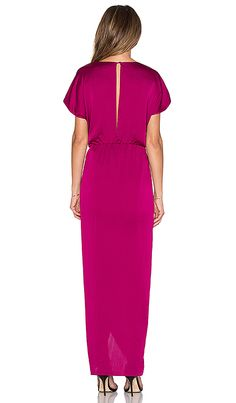Shop for Lovers + Friends Seneca Maxi Dress in Berry at REVOLVE. Free 2-3 day shipping and returns, 30 day price match guarantee.