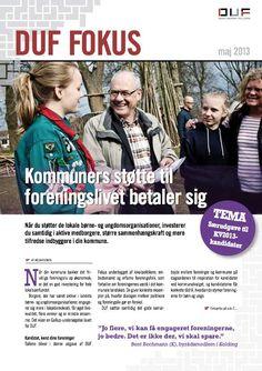 DUF Fokus, Dansk Ungdoms Fællesråd