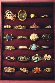 #anillos #vintage #photography