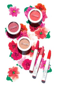 ColourPop Cosmetics Spring collection created by celebrity makeup artist Jamie Greenburg. New spring blushes and lipsticks  March 2015