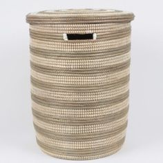 Flat Lid Laundry Basket ($145) ❤ liked on Polyvore featuring home, home decor, small item storage, tower, hand made baskets, colorful baskets, colorful home decor and handmade baskets