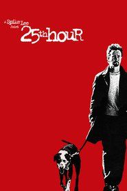 25th Hour Book