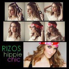 Estilo Hippie Chic en 7 pasos. Luce hermosa, radiante y a la moda. ¡Inténtalo!