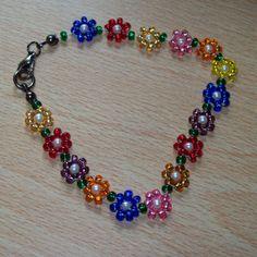 seed bead bracelets | Tutorials - friendship-bracelets.net