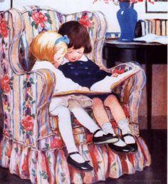"""Good Housekeeping 2"" - Children in Art History"