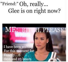 Glee, Santana!