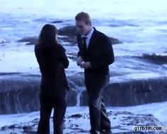A dramatic proposal indeed :))