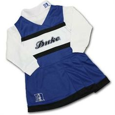 88fb55f3 Duke Cheerleader Kids Outfit #baby #infant #toddler #Duke Cheerleader  Costume, Cheerleading. babyfans
