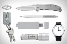 EDC: Silverpoint