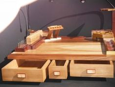 Custom Designed Fly Tying Benches |Fly Tying Bench Store