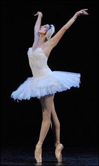 Nina Ananiashvili is No. Eleven Prima Ballerina Assoluta, State Ballet of Georgia, United States. From http://PlaybillArts.com