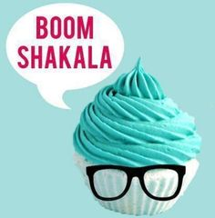 Boomshakalaka #TOPcupcake If you know KPop, you'll get this...haha