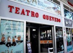 Teatro Quevedo Fachada