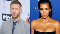 Here's a must-read article from Cosmopolitan:  It Finally Happened: Calvin Harris and Kim Kardashian Are Hanging Out