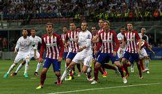UEFA CHAMPIONS LEAGUE FINAL: Real Madrid 1-1 Atletico Madrid. 28.05.2016, Stadio Giuseppe Meazza, Milan, Italy. PENALTIES: Real Madrid (5) - Atletico Madrid (3).  * Real Madrid, the new champions of Europe 2016. (Quería que gane el Atleti pero no se pudo...)
