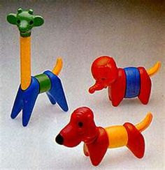 zoo-it-yourself - Wow, I'd forgotten all about these. I think I played with them...