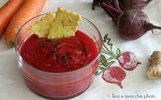Crema Velluto rosso di rape e carote
