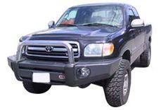 ARB 4x4 Accessories - ARB 3915060 Front Sahara Bumper Toyota Tundra 1999-2006