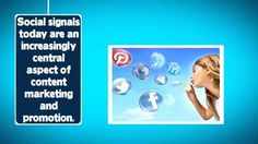 provide over 600 Real Organic Social SIGNALS From The Top 4 Social Networks