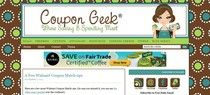 Coupon Geek® – Where Saving