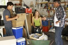 Five mistakes people make. . . need to declutter to organize - don't try to organize clutter.