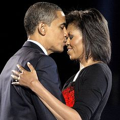 It really is fantastic and incredible to have such a loving couple as President and First Lady.