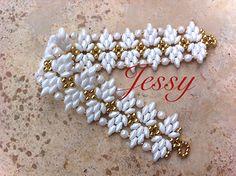 Annelies bracelet beaded by Jessy Petit Bijoux