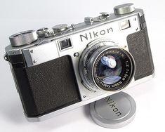 Nikon I rangefinder camera…