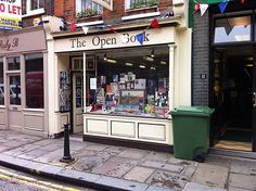 Independent Booksellers' Week: authors' favourite bookshops