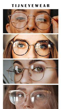 Modestil Brillengestell Brillenfassung Frauen Metall Brille Gold Bunt Leicht Neu Size M Beauty & Gesundheit Damen-accessoires