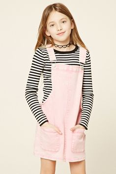 Summer Trends/ Buying Guide for Your Little fashionista! Find out where to get this adorable overall dress for your litle girl!