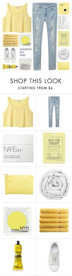 """""""-a song like you is a whispered lullaby-"""" by nsrogsy3 ❤ liked on Polyvore featuring Monki, Fujifilm, NARS Cosmetics, Love 21, Miss Selfridge, Brinkhaus, NYX, Aesop, Jil Sander and Davines"""