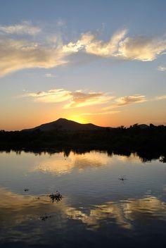 Rio Paraguai (Pantanal ) Brasil