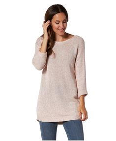 328fe0ad1aaa9    Denver Hayes Marled Dolman Pullover