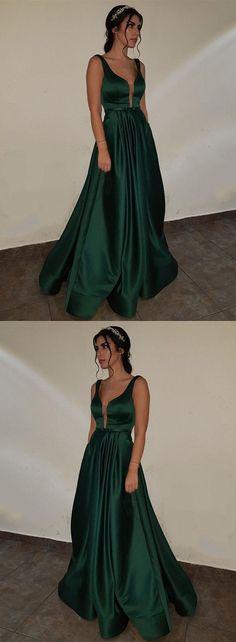 107 Mejores Imágenes De Vestidos Verde Esmeralda En 2019