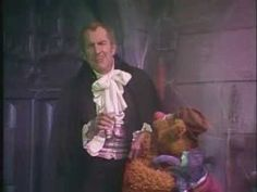 Muppet Show - Vincent Price