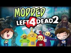 Modded Left 4 Dead 2 - THE CANNON