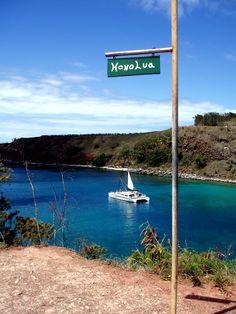 HONOLUA BAY (great snorkeling!)