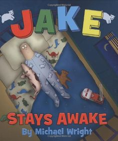 Jake can't sleep. He climbs into bed with his mom and dad.Now Jake's parents can't sleep.Even the dog is awake.This family needs a good night's res...