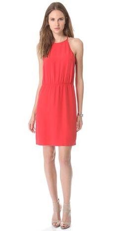 Tibi Halter Dress   SHOPBOP