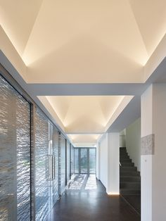 Gallery of St. Paulus Church / KLUMPP + KLUMPP Architekten - 11 Vaulted Ceiling Lighting, Corridor Lighting, Cove Lighting, Indirect Lighting, Linear Lighting, Interior Lighting, Lighting Design, Strip Lighting, Ceiling Plan