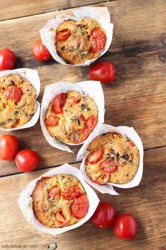 Tomaten - Muffins