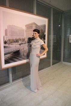 Designer Christian Lagerwaard: Ich kreiere tragbare Couture-Fashion