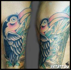 Tucano tattoo